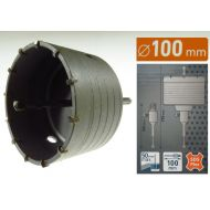 Otwornica 100mm, SDS PLUS, Frez do betonu