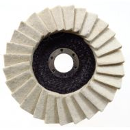 Tarcza, lamelka filcowa polerska 125mm